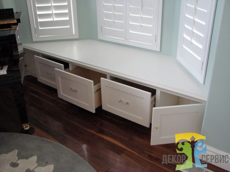 furniture well liked white teak wood bay window seat and four living room furniture